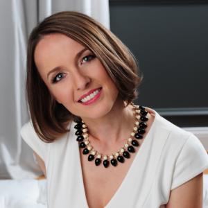 Danielle Tate, author of Elegant Entrepreneur